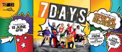 TV3 presents 7 Days Matariki Festival Special Recording