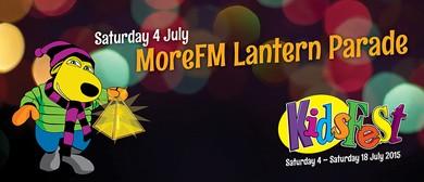 More FM Lantern Parade