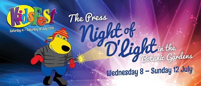The Press Night of D'Light
