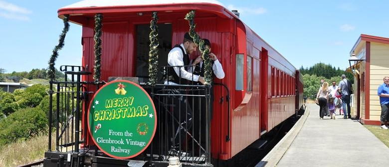 Take the GVR Train to Santa's Wonderland