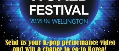 KPOP World Festival - New Zealand Finals