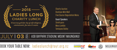 Ladies Long Charity Lunch