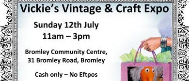 Vickies Vintage & Craft Expo