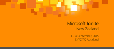 Microsoft Ignite NZ (previously TechEd NZ)