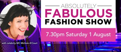 Absolutely Fabulous Fashion Show