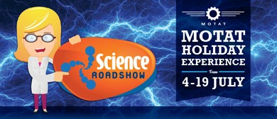Science Roadshow & Electricity Holiday Experience