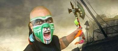 Thrills 'n' Chills - Live Pro Wrestling