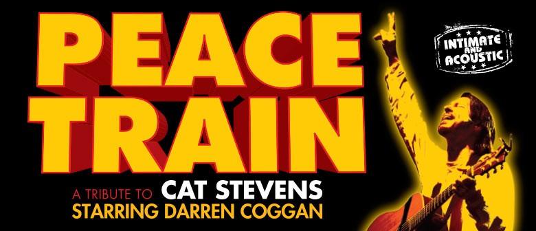 Peace Train The Cat Stevens Story  September
