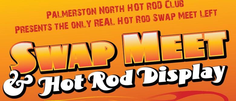 Palmerston North Hotrod Club Swap Meet and Hot Rod Display