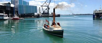 SS Puke Steam Sailings