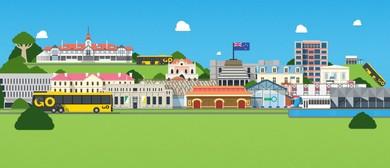 Wellington Viewed Open House - Capital 150