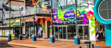 Capital E Open House - Capital 150