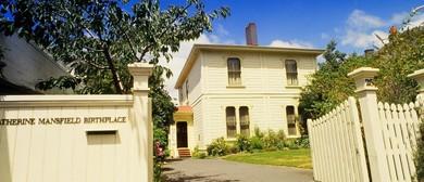 Katherine Mansfield House & Garden Open House - Capital 150