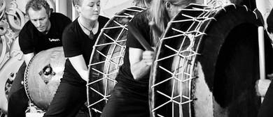 Intro to Taiko Drumming Workshop