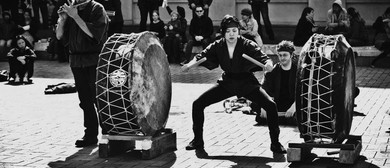 Taiko Drumming Public Performance & Workshop