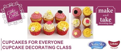 Cupcake Decorating for Everyone with GoBake
