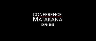 Conference Matakana Expo 2015
