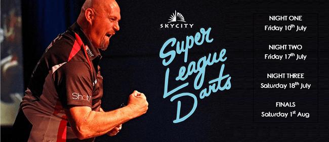 super league darts