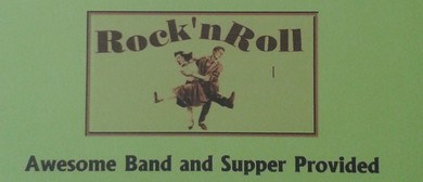 An Evening of 50's and 60's Rock N Roll Music and Dancing