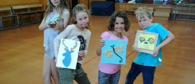 Creative Kids School Holiday Programme