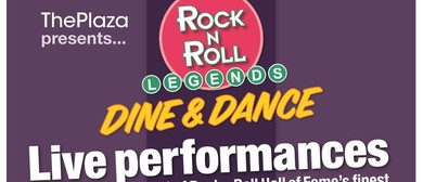 Rock n Roll Legends Dine and Dance