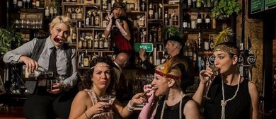 Fourth of July Speakeasy Party