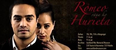 Matariki: Season of Shakespeare – Rōmeo rāua ko Hurieta