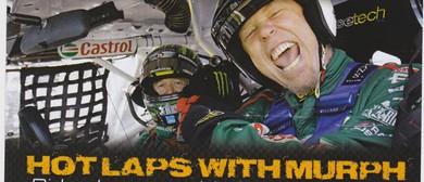 Greg Murphy V8 Supercar Hotlaps