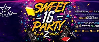 Lenin Presents: Our Sweet 16 Party
