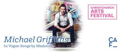 Christchurch Arts Festival: Michael Griffiths - Madonna