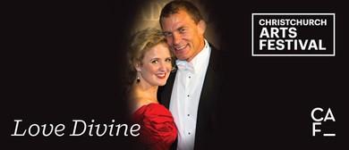Christchurch Arts Festival: Love Divine