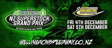 A1 Homes NZ Superstock Grand Prix