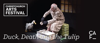 Christchurch Arts Festival: Duck, Death and the Tulip