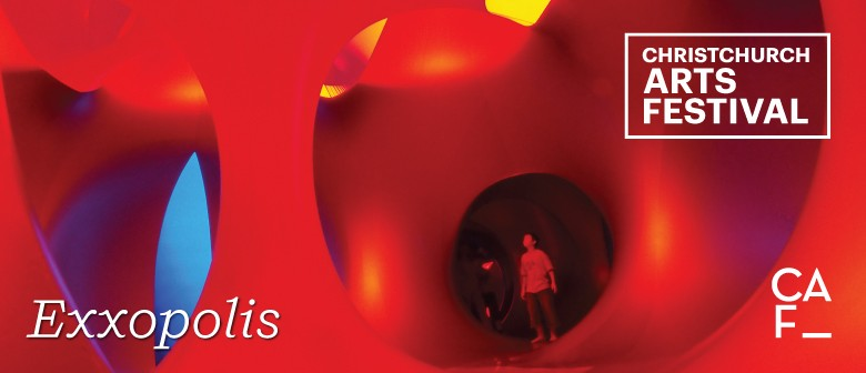 Christchurch Arts Festival: Exxopolis - Luminarium