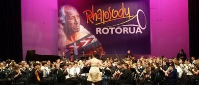 Rhapsody Rotorua