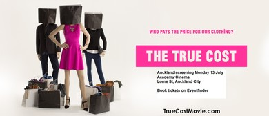 The True Cost Documentary Screening: CANCELLED