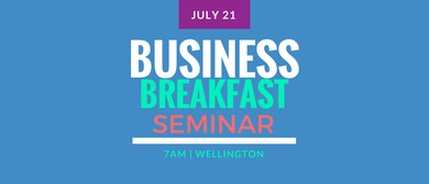 Business Breakfast Seminar