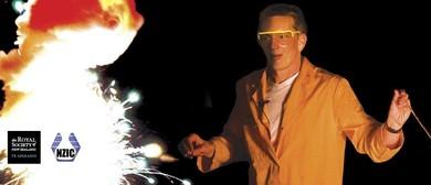 Chemistry of Light Show