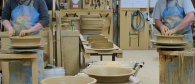 Pottery Workshop Tour