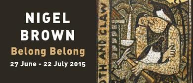 Nigel Brown: Belong Belong (2015)