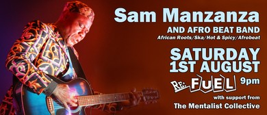 Sam Manzanza & Afro Beat Band