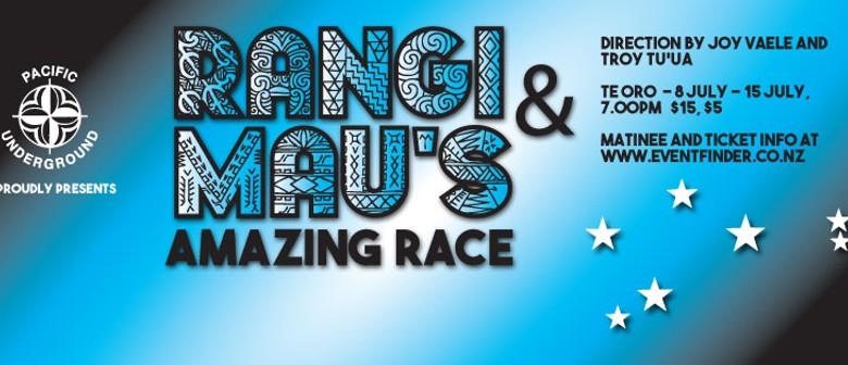 Rangi & Mau's Amazing Race