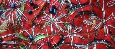 Textile Art/ Mixed Media Retreat