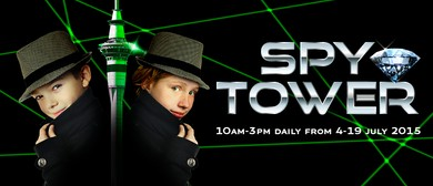 School Holidays - Spy Tower