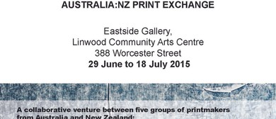 Thinking of Place -  International Print Makers Exhibition