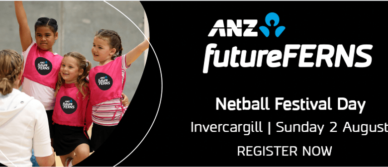 ANZ futureFERNS Netball Festival Day