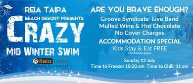 Crazy Northland Mid-Winter Swim