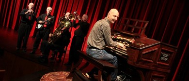 Pipes n Pizzazz: Wurlitzer Pipe Organ & Dixieland Jazzband: CANCELLED