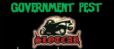 Government Pest, Slotcar, Diamond Sutra