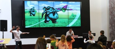 Pick and Mix: Digital Puppetry